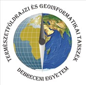 GEOINF Department logo
